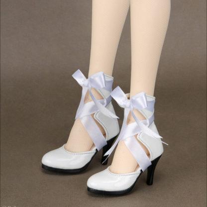 dollmore sd eternal white heels