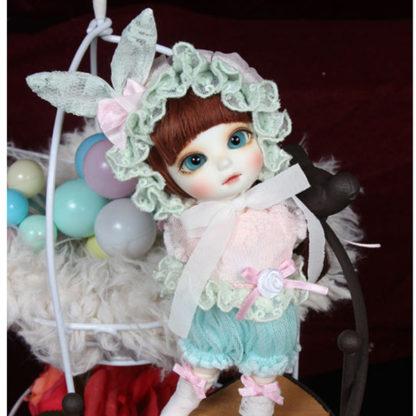princess small mint bunny