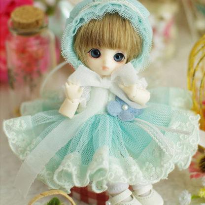 princess xsmall mint blossom