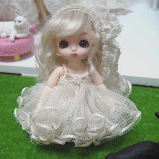 princess xsmall petit white