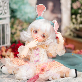 fairyland littlefee rabi pink rabbit