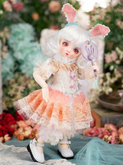 fairyland littlefee rabi pink rabbit