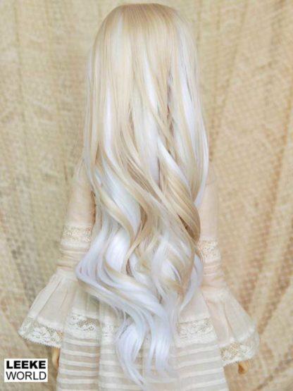 leeke world blondy snow