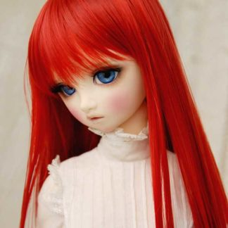 leeke world red straight
