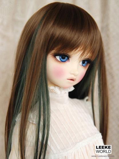 leeke world try cobalt green