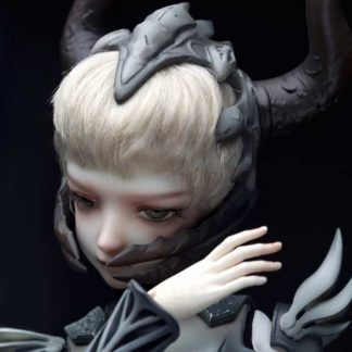 dollzone white deer fanen