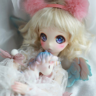 dollzone yosd pink rabbit