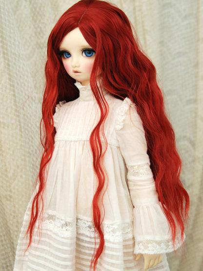 leeke world red rose