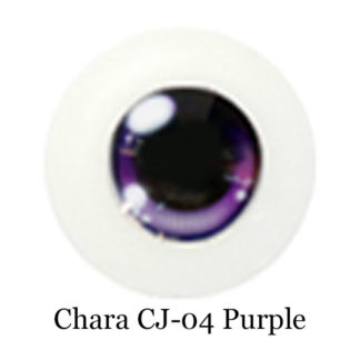 glib arcrylic chara purple