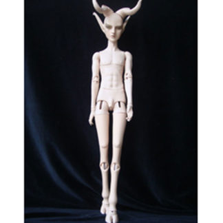 resin soul sd mu 61cm boy body 90067