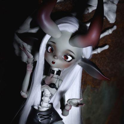 doll chateau yosd ghost series halloween julianne