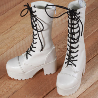 doll chateau sd youth ys-001 white boots