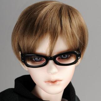 doll more sunglasses black lensless sd