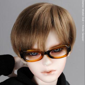 doll more sunglasses brown lensless msd