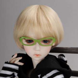 dollmore msd glasses green