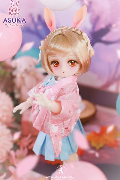 aimerai my girl series petite bunny asuka