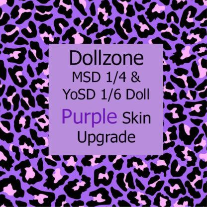 doll zone purple skin color upgrade msd yosd