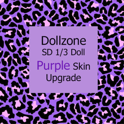 doll zone purple skin color upgrade sd