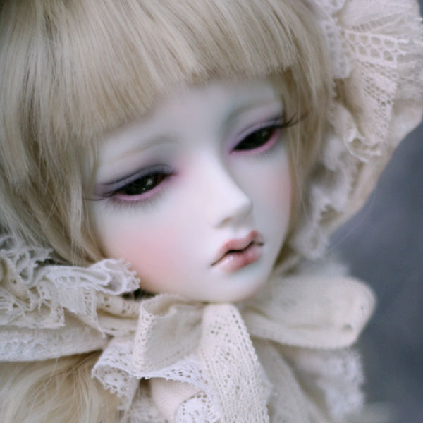 Chloe (fairyline girl) – Denver Doll Emporium |Denver Doll Heads
