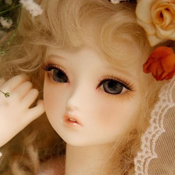 MSD Head – Alison – Denver Doll Emporium  |Denver Doll Heads