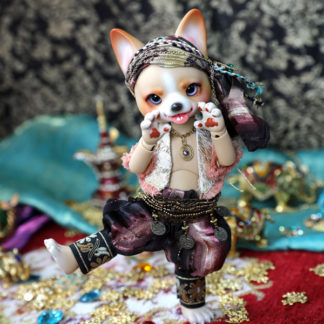 luts zuzu delf corgi spirit of the ring