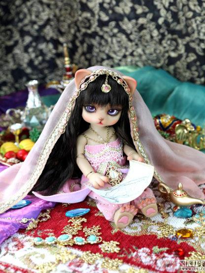 luts zuzu delf aladdin princess