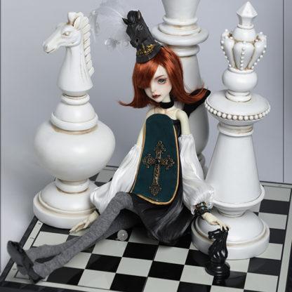 doll chateau msd kid ashley