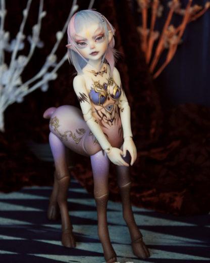 doll leaves msd centaur mili