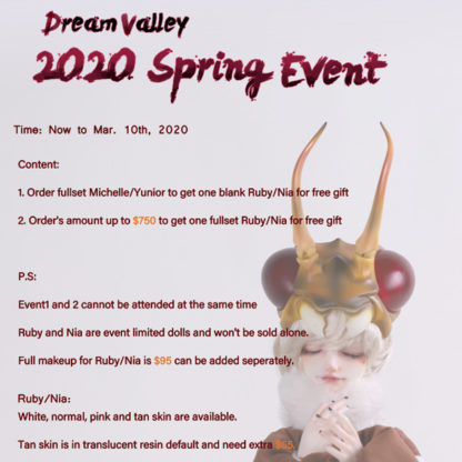 dream valley 2020 event