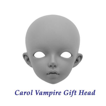fairyland carol vampire gift head