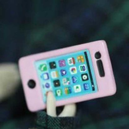cell phone pink
