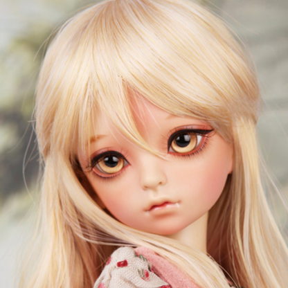 luts kid delf carrot girl face up a