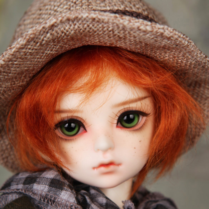 luts kid delf carrot girl face up b