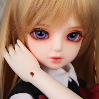 luts kid delf girl berry