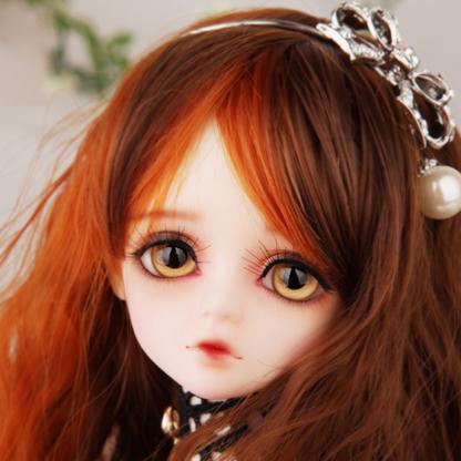 luts kid delf girl cherry