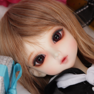 luts kid delf girl nana
