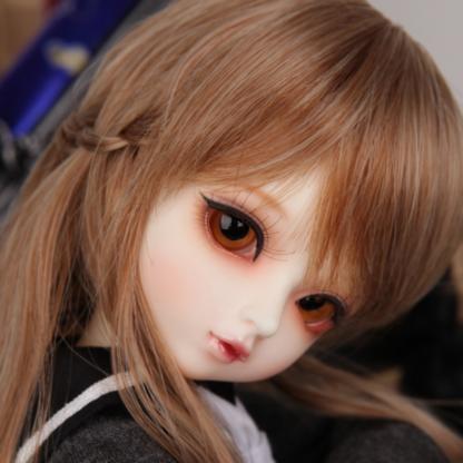luts kid delf girl nana