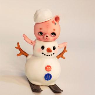 snowman animi pipos