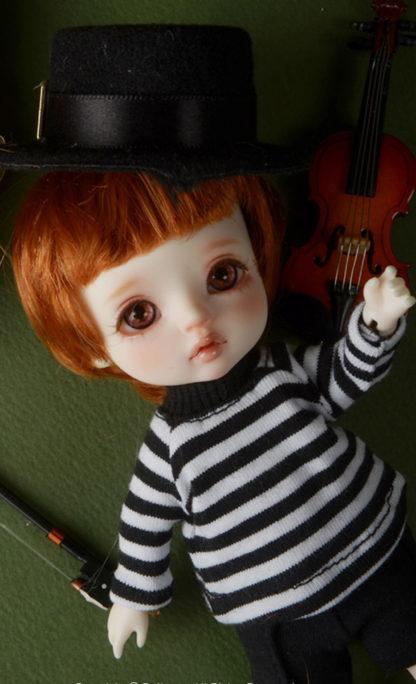 doll more bebe anjou boy