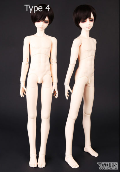 luts senior delf boy body type 4