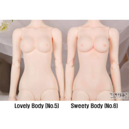luts senior delf type 5 6 sweety lovely body