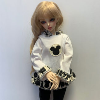 doll more msd julsi black top