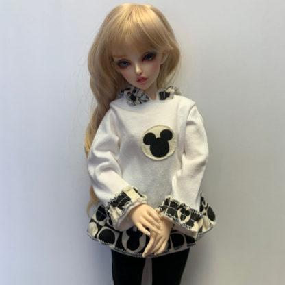doll more msd julsi black top