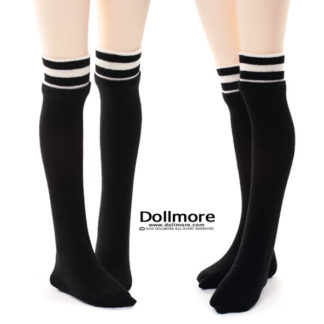 doll more msd kid line socks black