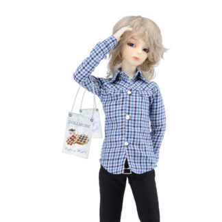 doll more sd check dream shirt