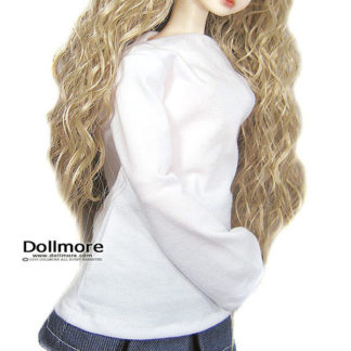 doll more sd loose white t shirt