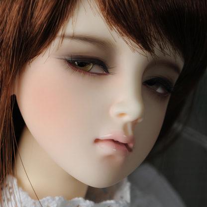 doll more model f thinking hayarn cho