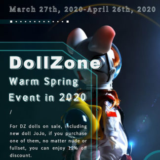 dollzone warm spring 2020 event