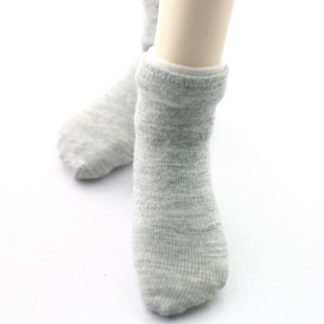dollmore msd basic gray socks