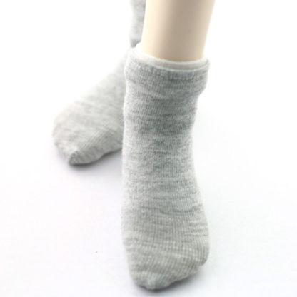 dollmore msd basic gray socks